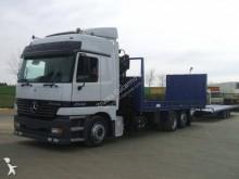 transport utilaje Mercedes Actros 2540