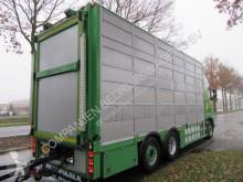 Volvo cattle truck