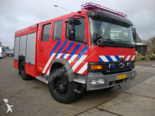 camion Mercedes 1528 bomberos fire truck