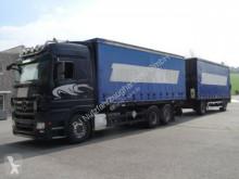 camion Mercedes Actros 2548 / Mitnahmestapler / Anhänger