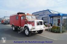 vrachtwagen Magirus-Deutz 125 D10 Feuerwehrwagen