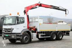 camião Mercedes AXOR 2633 / 6x4 /CRANE FASSI F150/ REMOTE
