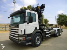 Scania G 124G420 truck