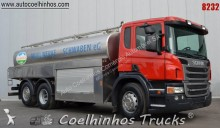 camião cisterna Scania