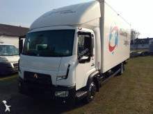 Renault beverage delivery box truck