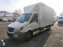 Mercedes Sprinter II Koffer 513 CDI Maxi mit Ladebordwand truck