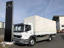 camion Mercedes Atego 1222 LL 4x2 BDF-Wechselfahrgestell + LBW