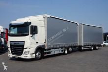 camion DAF 106 / 480 / ACC / E 6 / ZESTAW PRZEJAZDOWY 120 M3