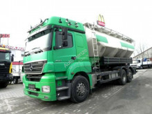 Mercedes food tanker truck