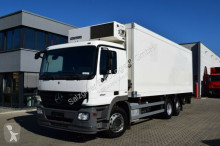 camion Mercedes Actros 2541 L 6x2/2 Kammern/TÜV NEU / 3 Pedale