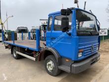 camion Renault S160 PLATEAU 4,65M - *93.148 KM* - SUSPENSION LAMES - FRANCAIS