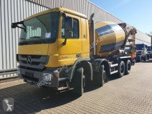 camion Mercedes Actros 3236 B 8x4/4 3236 B 8x4/4 Stetter ca. 9m³
