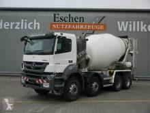 camion Mercedes 3236 B Axor, 8x4, 9 m³ Stetter, Klima