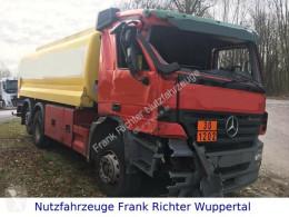 camion Mercedes 2541 Tankwagen A3 Pumpe Dig.Zählwerk,Bed.Fahrber