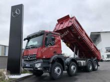 camion Mercedes Actros 3246 K 8x4 Meiller Kipper Bordmatik