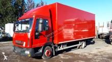 camion furgone con parete pieghevole Iveco