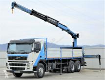 Volvo FM9 340 Pritsche 6,75m + Kran*6x4* Topzustand! truck