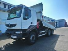 vrachtwagen tweezijdige kipper Renault