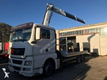 porte engins MAN TGX 26.440