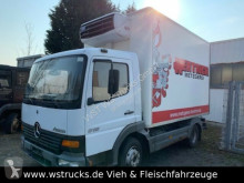 Mercedes 815 Tiefkühl Rohrbahn Chereau truck