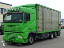 DAF XF 105.460*Euro 5*3 Stock*TÜV*6x2*Klima*Kühlbox* truck