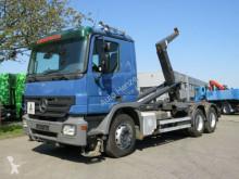 Mercedes Actros 2641 6x4 Abrollkipper Meiller, Blatt/Bla truck