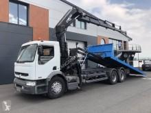 transport utilaje Renault Premium 370 DCI