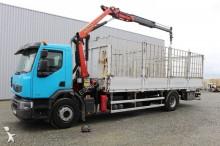 camión caja abierta teleros Renault
