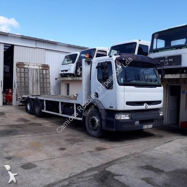 Zobaczyć zdjęcia Ciężarówka Renault
