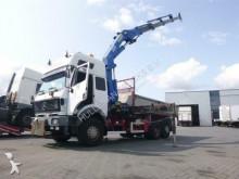 HMF MERCEDES-BENZ - 2550 SK 6X2 EPS HUB REDUCTION 3620 truck