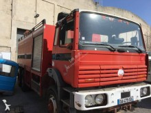 camion camion-cisterna incendi forestali Thomas