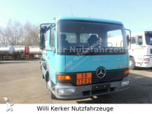 Mercedes oil/fuel tanker truck