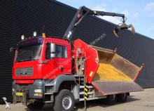 ciężarówka MAN TGA 26.360 / 6x6 / HDS / UDT / Burta Hydrauliczna /