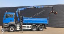 MAN TGA 26.360 / 6x6 / HDS / Palfinger E165Z / Max zasięg 8,10 m / Max udźwig 5150 kg / UDT / truck