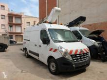 Renault Master France elevateur 11 mt oil&steel, socage truck