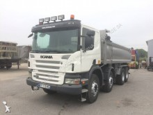 camion benna edilizia Scania