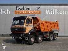 Mercedes 3535 K 8x6, Meiller Mulde, Blatt truck