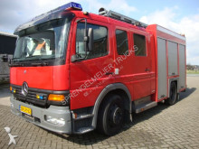 Mercedes MB1325 BOMBEROS FIRE TRUCK GODIVA PUMP truck