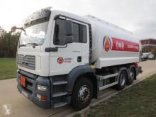 MAN chemical tanker truck