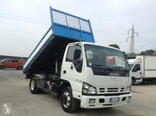 vrachtwagen driezijdige kipper Isuzu