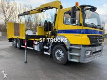transport utilaje Mercedes Axor 2533