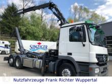 camion Mercedes 2541,Abroller Meiler/Kran Terex org379TEu5