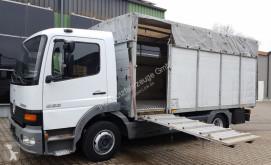 n/a MERCEDES-BENZ - Atego 823 Vieh AHK Einstock truck