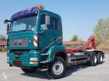 camion MAN TGA 26.430 6x4 Euro 4 BL AHK Meiller