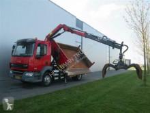 DAF LF55.220 4X2 HMF CRANE EURO 5 truck