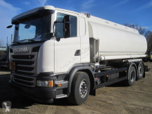 camion Scania P 370