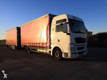 MAN tarp truck