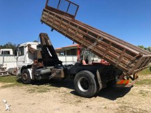 Scania half-pipe tipper truck