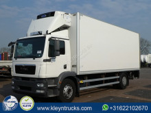 MAN mono temperature refrigerated truck