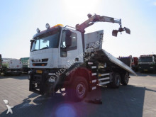 vrachtwagen Iveco 190 T 41 6x4-4 Kipper / kraan 140.000 km